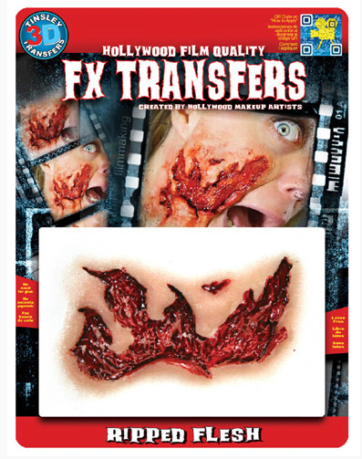 Tinsley Transfers - Ripped Flesh