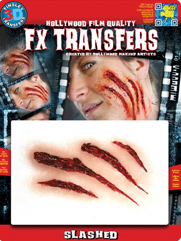 Tinsley Transfers - Slashed
