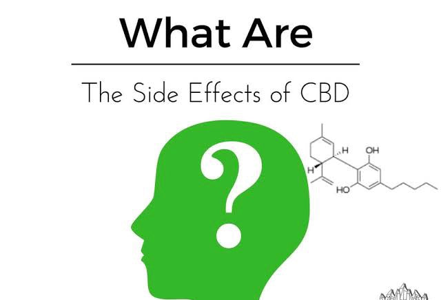 Does CBD have any side effects ?