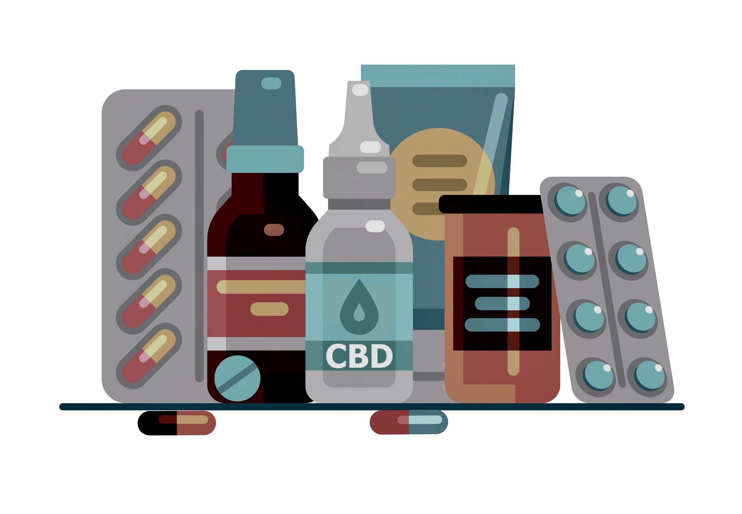 Can CBD interfere with your daily medication