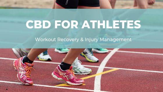 Hey Athletes! Did You Know CBD May Help Reduce Your Recovery Time?