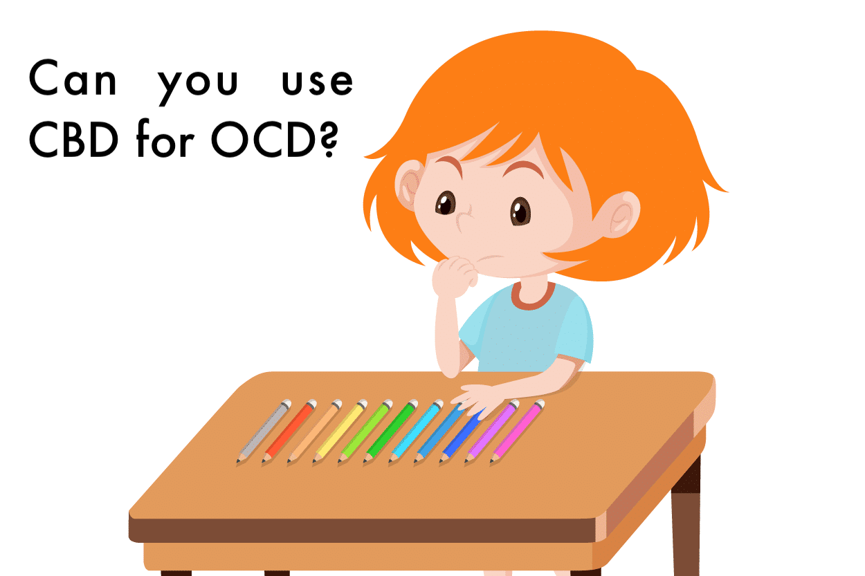 Can you use CBD for OCD? Part- 1