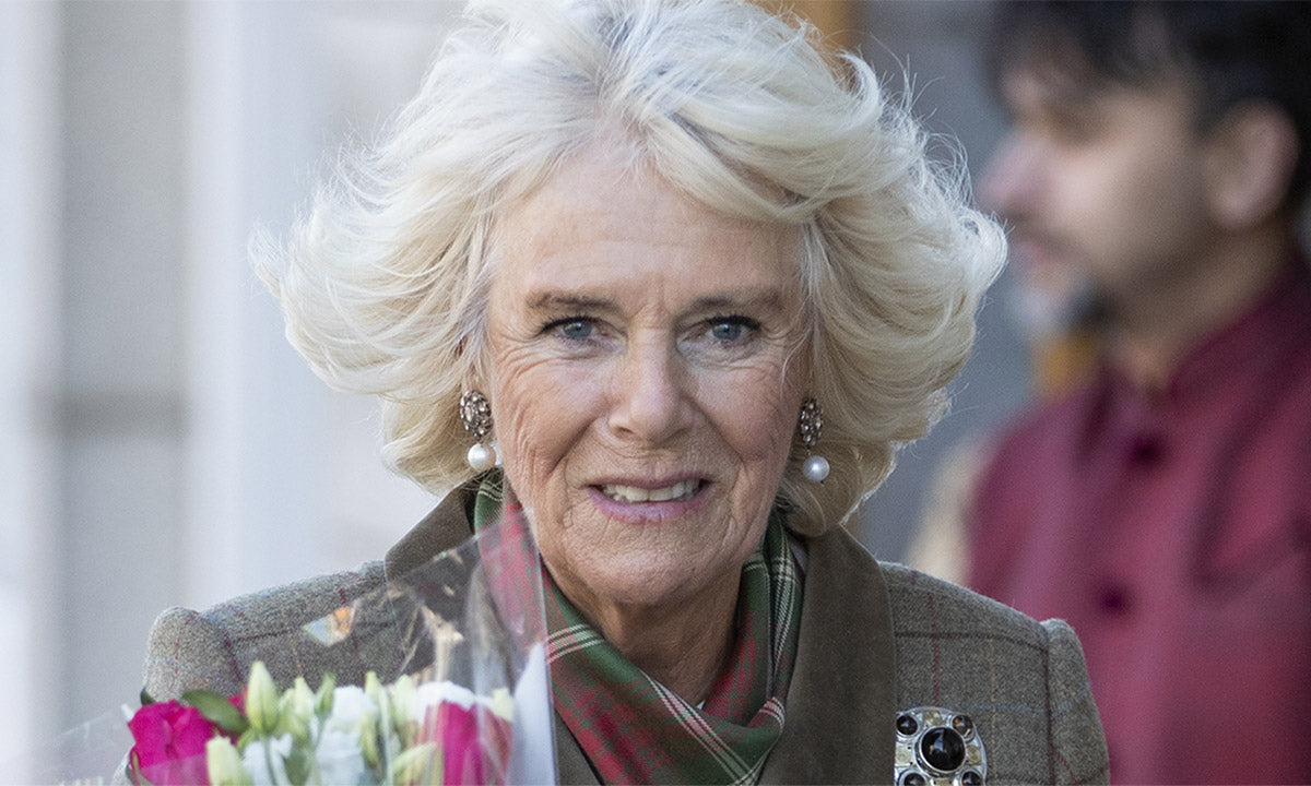 Duchess of Cornwall loves CBD!