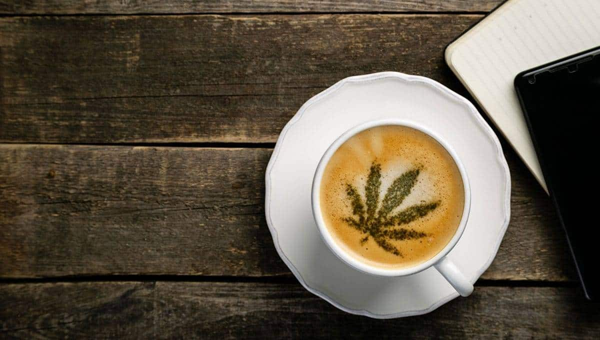 Why you should infuse CBD with your morning coffee