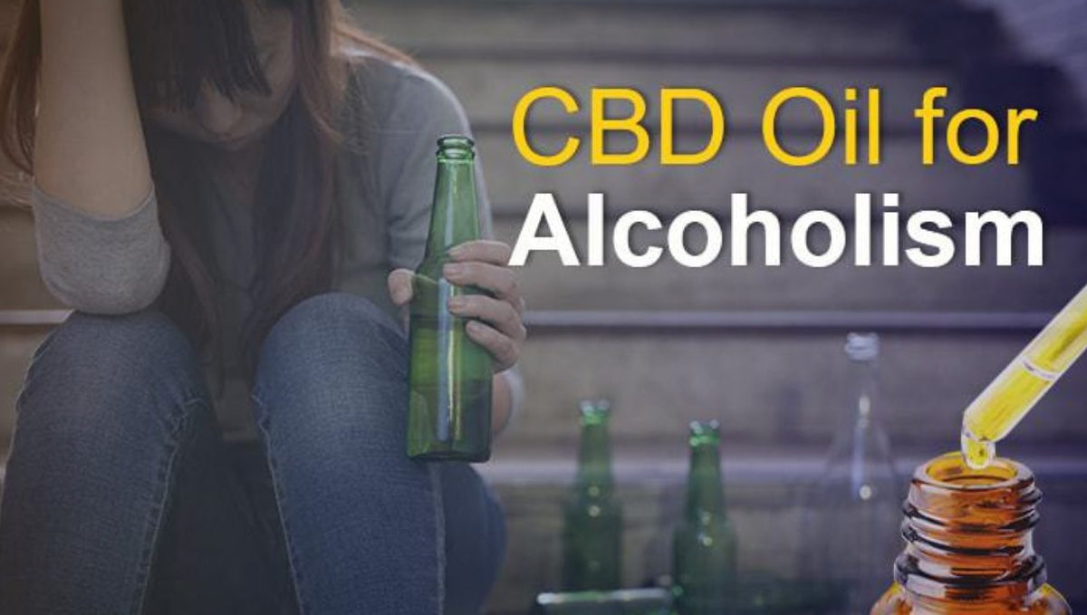 Does CBD help in Alcohol addiction ?