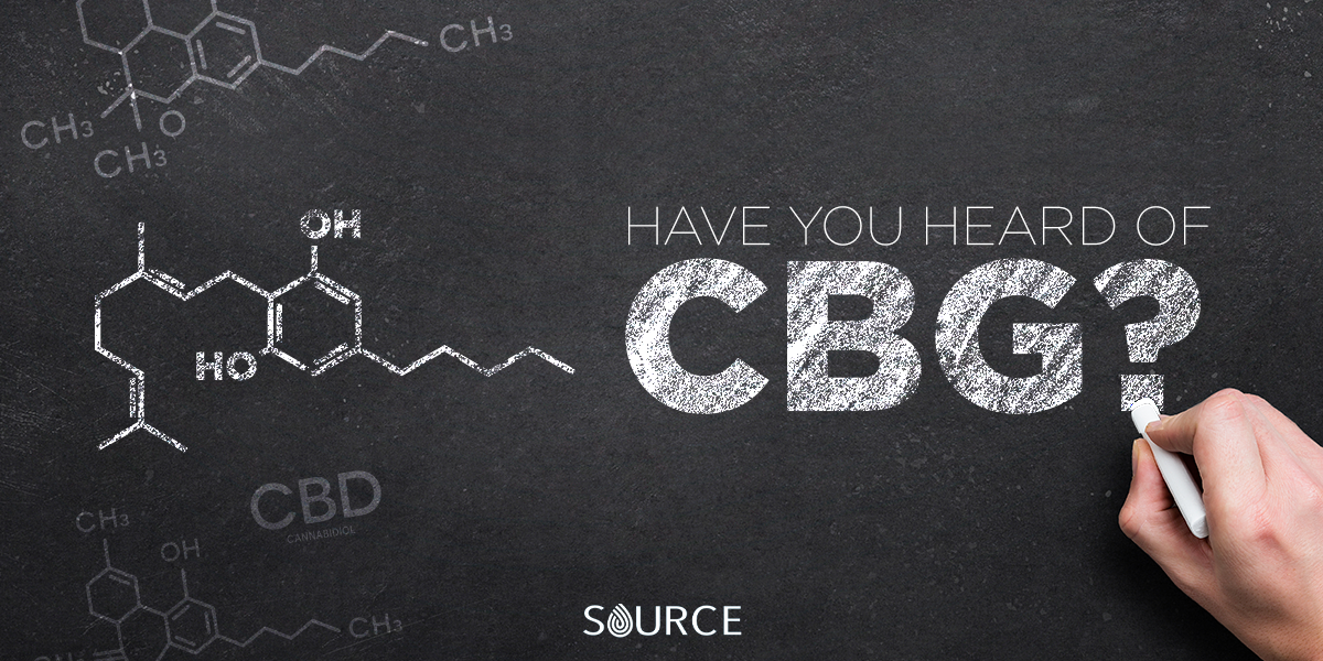 Is CBG the Next CBD?