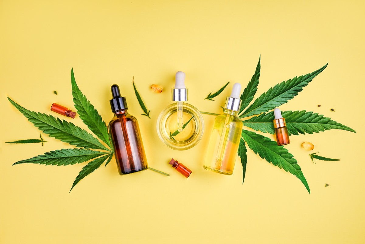 MYTHS ABOUT CBD