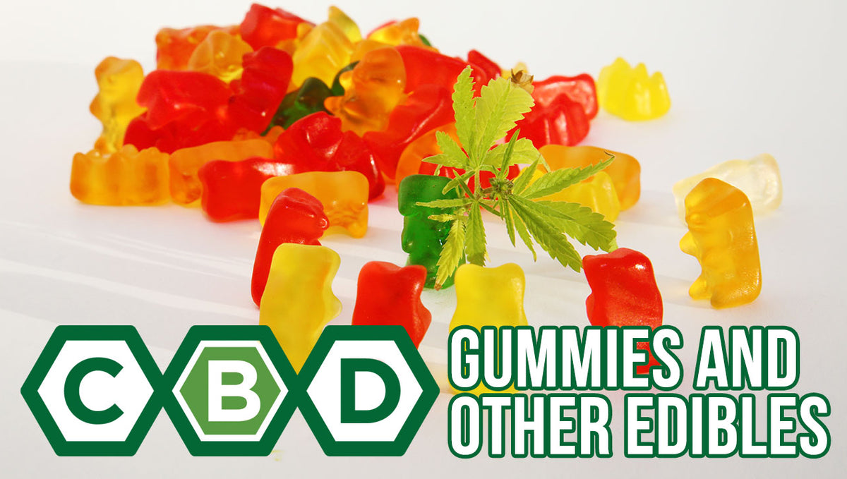 Why CBD Edibles Are Taking the Cannabis World By Storm?
