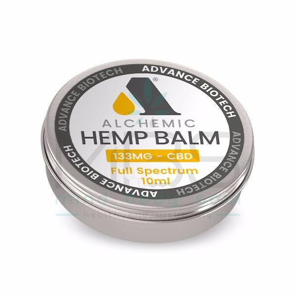 Advance Biotech CBD Balm - 133mg - MBS Health & Wellbeing