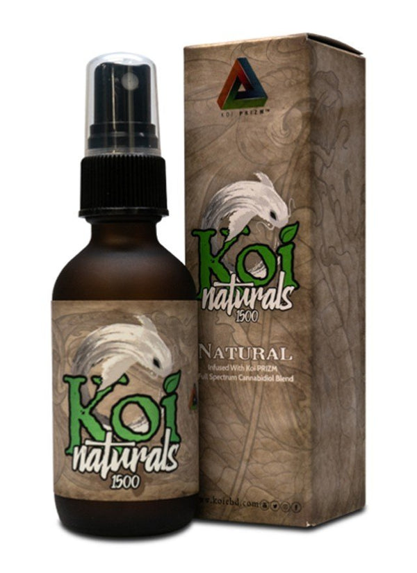 Koi Naturals Spray 1500 Natural - MBS Health & Wellbeing