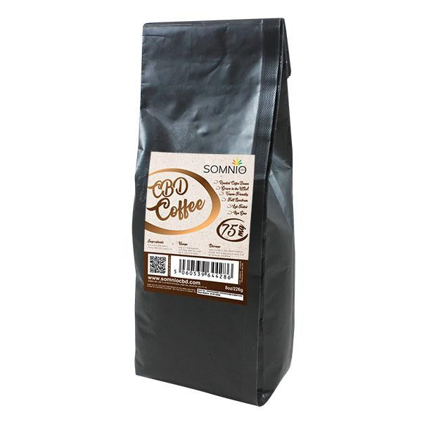 Somnio CBD Coffee 35mg/75mg/100mg - MBS Health & Wellbeing