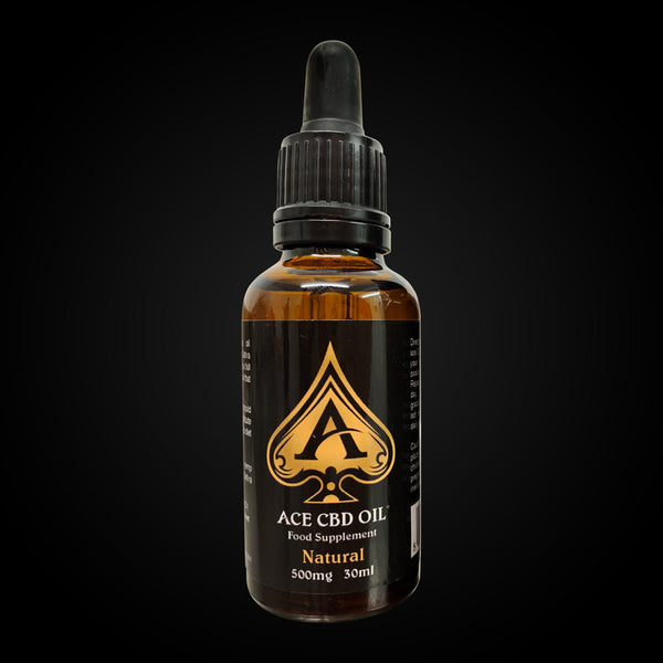 Ace CBD Oil Natural - MBS Health & Wellbeing