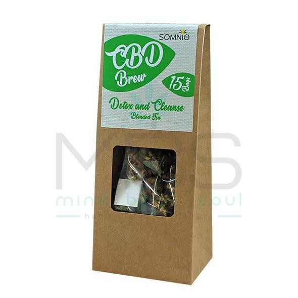 Somnio CBD Infused Blended Tea Bags - 3mg/bag (15bags) - MBS Health & Wellbeing