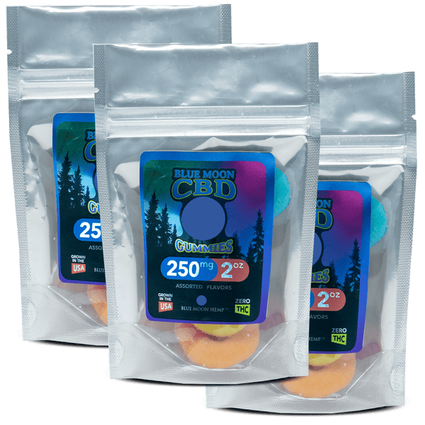 BLUE MOON CBD GUMMIES - MBS Health & Wellbeing
