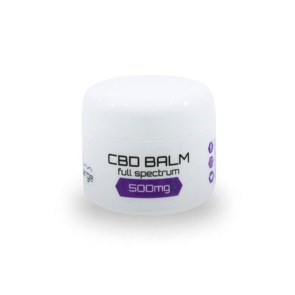Recharge CBD Balm - MBS Health & Wellbeing
