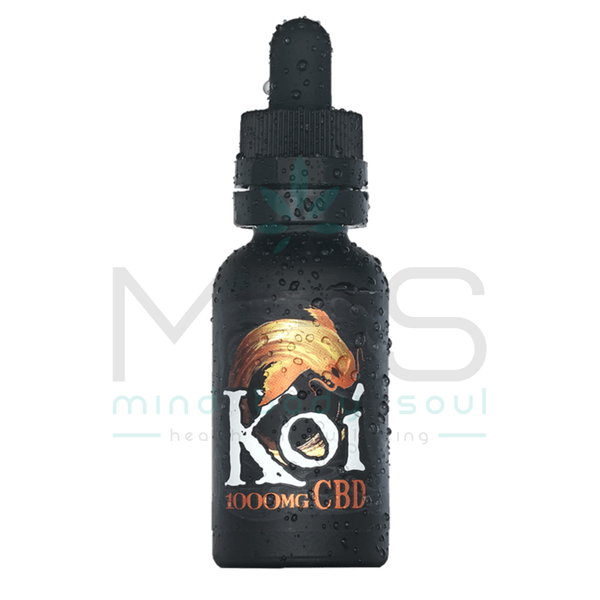 Koi CBD E-Liquid - Gold - MBS Health & Wellbeing