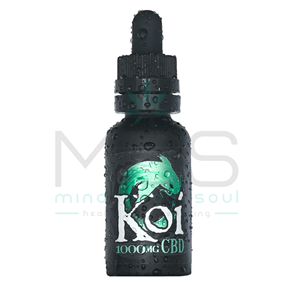 Koi CBD E-Liquid/Oil (Watermelon Green Apple Sour) - MBS Health & Wellbeing