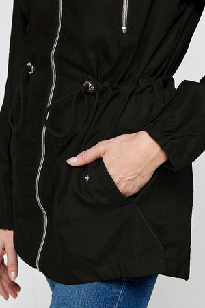 Load image into Gallery viewer, [Ambiance] Lightweight Windbreaker Jacket