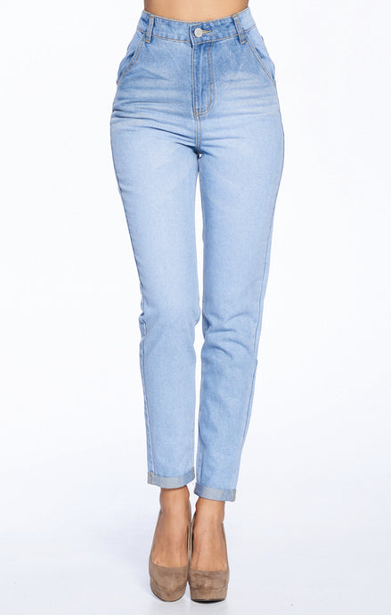 [Blue Age] Women's Mom's Jean