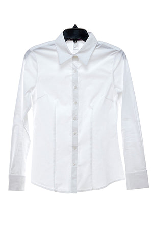 Load image into Gallery viewer, [Blue Age] Button Down White Shirts