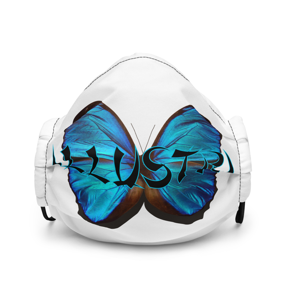 Illustri Butterfly Premium face mask