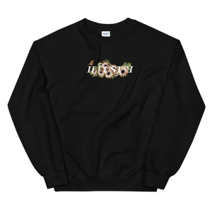 Illustri Forever Crew Neck Sweatshirt (Black)