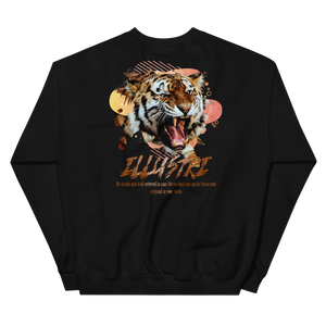 Illustri FIerce Crew Neck Sweatshirt