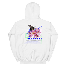 Load image into Gallery viewer, Illustri Love Much Hoodie (White)
