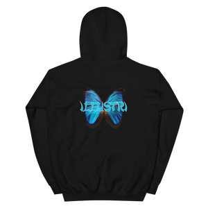 Illustri Transformation Unisex Hoodie (Black)