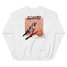 Load image into Gallery viewer, Illustri Forgotten Crew neck Sweatshirt (White)
