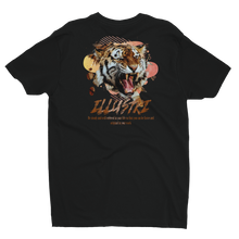 Load image into Gallery viewer, Illustri Fierce Short Sleeve T-shirt