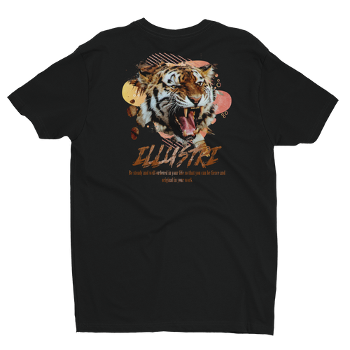 Illustri Fierce Short Sleeve T-shirt
