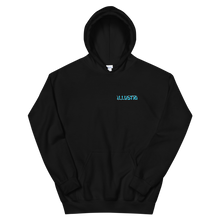 Load image into Gallery viewer, Illustri Transformation Unisex Hoodie (Black)