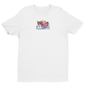 Illustri Refinement Short Sleeve T-shirt (White)