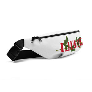 Illustri Artistry Rose Waist Bag