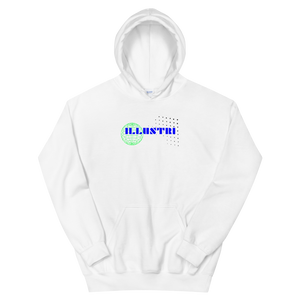 Illustri Love Much Hoodie (White)