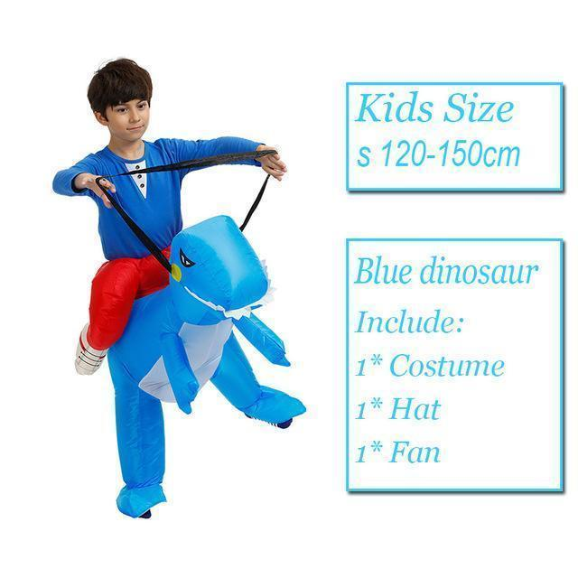 Dinosaur Sumo Alien Cosplay Halloween Party Inflatable Costumes