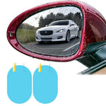 Car Rearview Mirror Protective Film Anti Fog