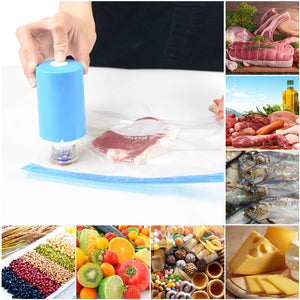 Vacuum Seal Food Storage Kit