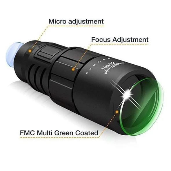 5ZOOM™ - High Power Prism Monocular Telescope (2019 Technology