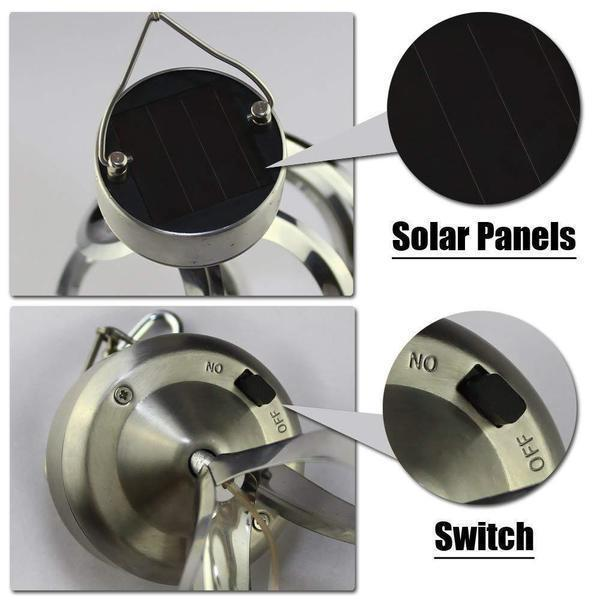 Solar wind chime light  -   Limited Time 50% OFF