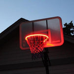 Basketball Hoop Sensor-Activated LED Strip Light