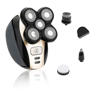 Rechargeable Electric Shaver Washable Shaving Machine