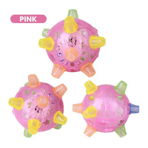 Electric Glow Jumping ball(2PCS)