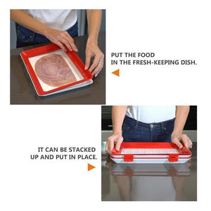High Quality Creative Clever Food Preservation Tray