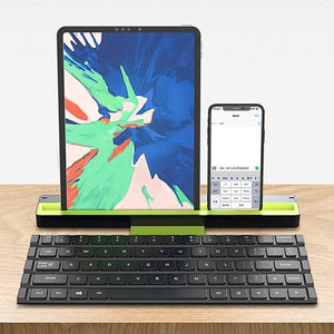 Foldable Wireless Rolly Bluetooth Keyboard-Free Shipping