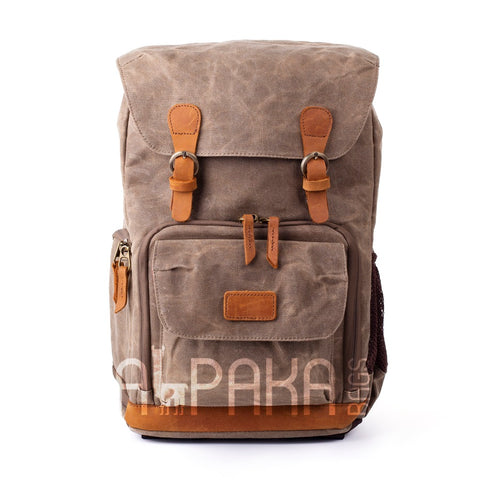 Image of Alpaka no.1 - Camera Backpack