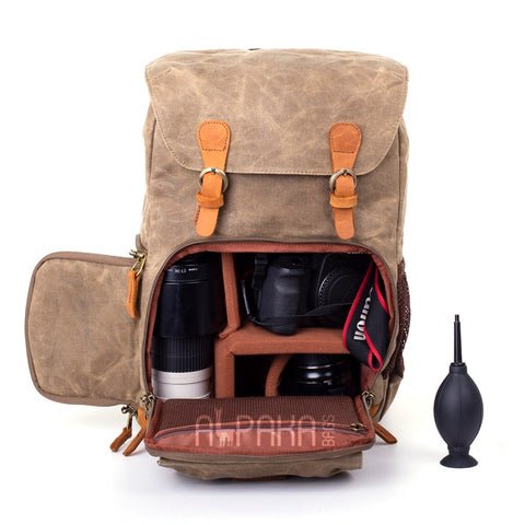 Alpaka no.1 - Camera Backpack