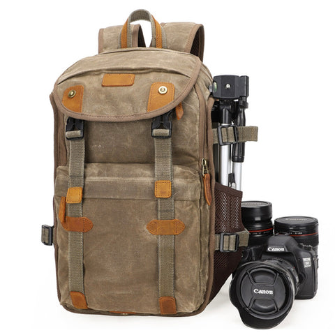 Alpaka no.8 - Camera Backpack