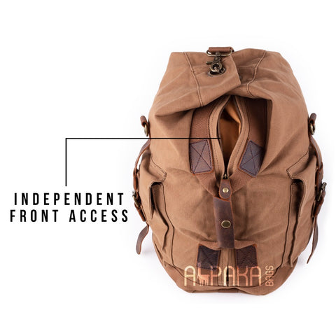 Image of Alpaka no.6 - Rucksack Backpack